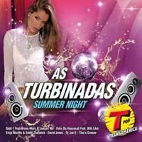 CD Transamérica Pop As Turbinadas Summer Night