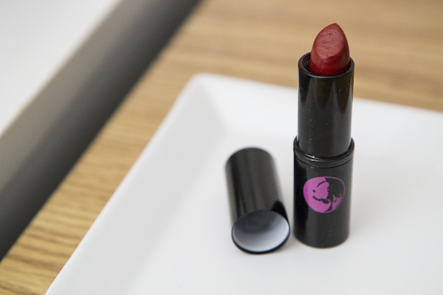 Photo of Lippy Girl lipstick in Boss Lady.