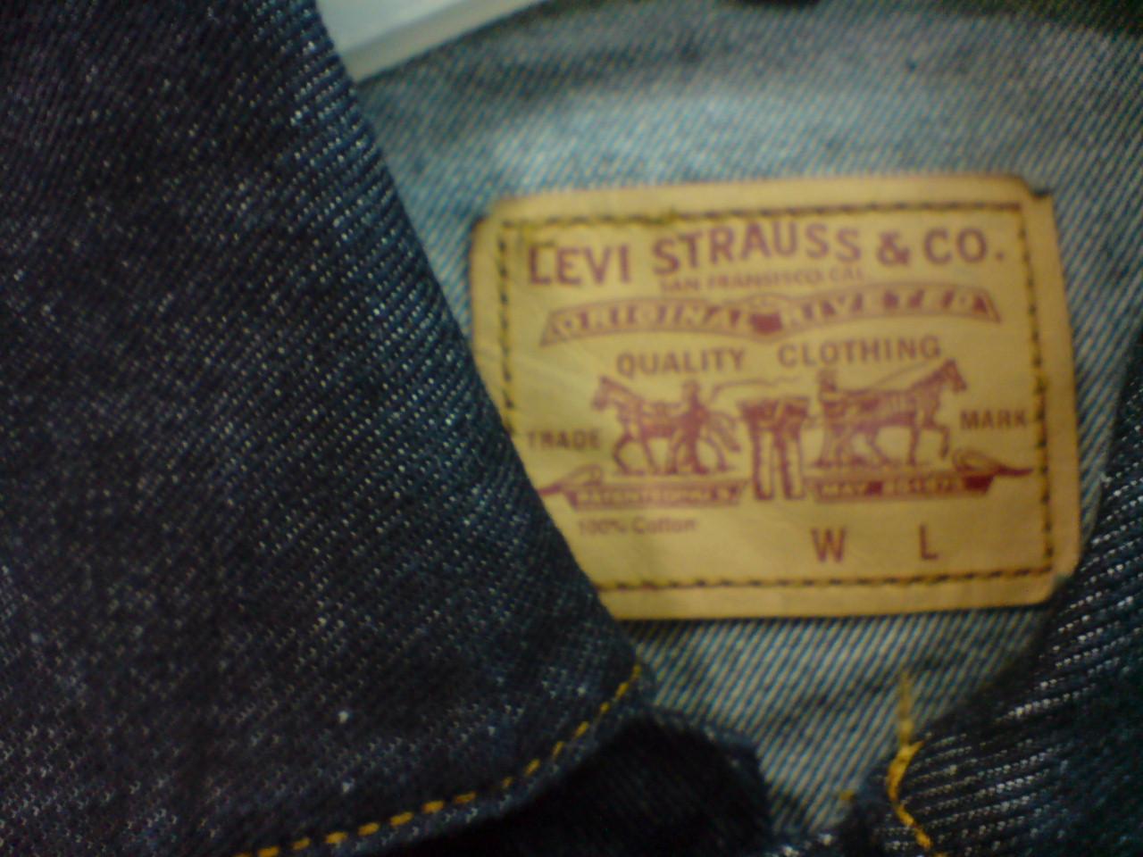 Images Of Jaket Levis Kick Denim Spacehero Pria Jeans Levi S Basic Beautiful Long Hair