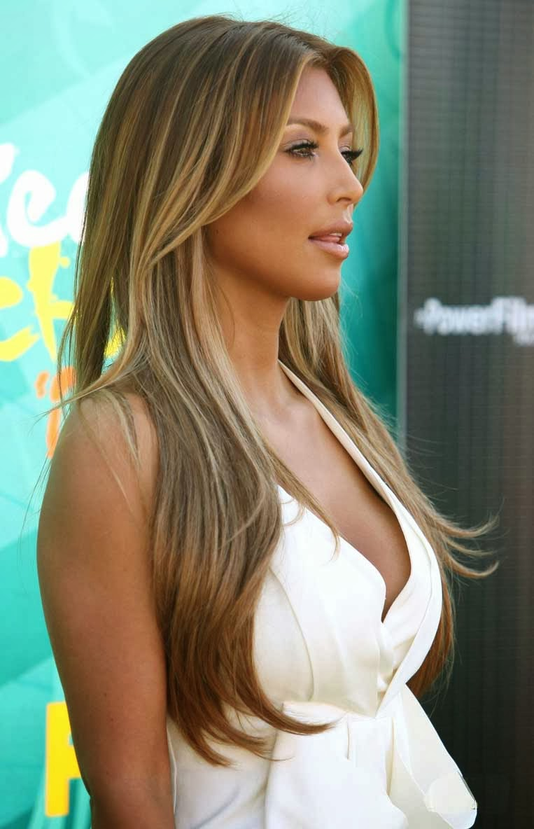 Kim Kardashian Blonde Hair | Celebrity News