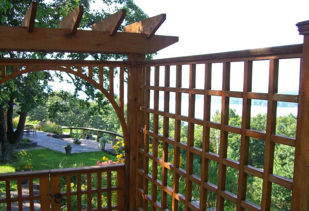 Garden fence design ideas designs pictures