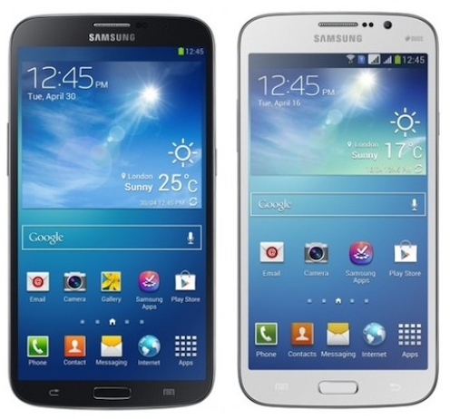 Spesifikasi Samsung Galaxy Mega 5,8 dan 6,3 inci Terungkap