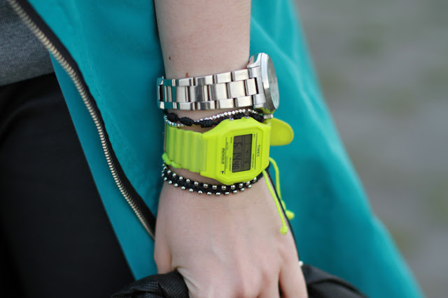 INSPIRACION STREET STYLE :RELOJES