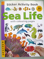 Sticker Activity Books