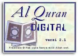 Download Al-Quran Digital 2.1 Freeware Full Version