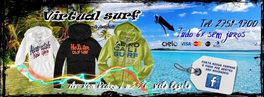 Loja Virtual Surf