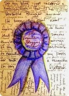 "Premio ""The Versatile Blog"""
