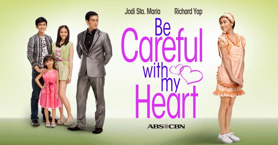 Download Dan Lirik Drama Be Careful With My Heart Jodi Sta Maria Richard Yap