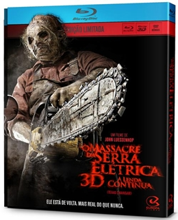 Download O Massacre da Serra Elétrica 3D   A Lenda Continua (2013) 3D Bluray 1080p Torrent Dublado