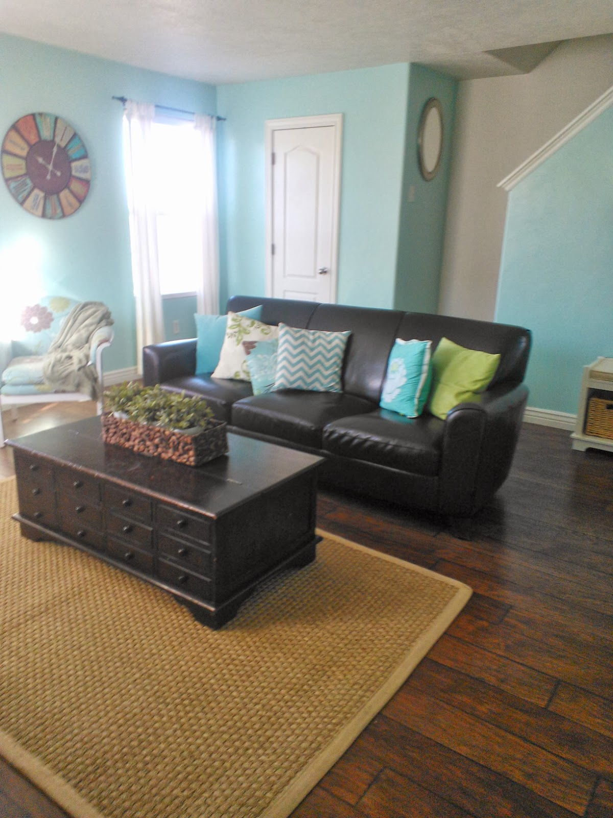 apothecary coffee table makeover the wicker house