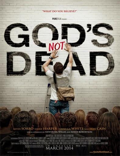 Dios no está muerto (God's Not Dead) (2014) [Latino] [Cam]