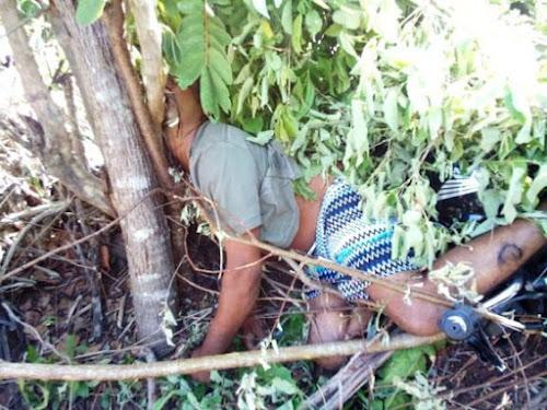 Motociclista é encontrado morto na zona rural de Murici dos Portelas