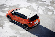 Renault Captur renault captur front