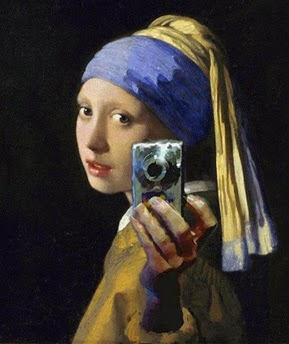 el villano arrinconado, chistes, humor, satira, selfie