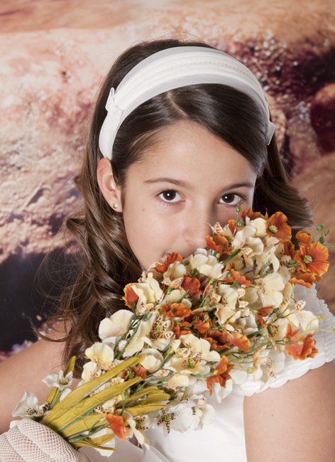 De peinados para ni 241 as apropiados para comuniones bodas o fiestas