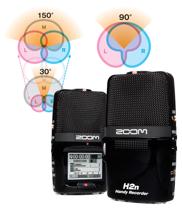 zoom h2n handy recorder pdf