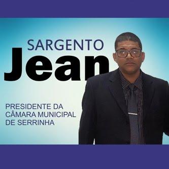 SARGENTO JEAN
