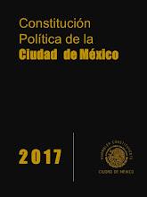 Constitución Política de la CDMX