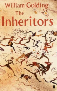 William Golding The Inheritors cover