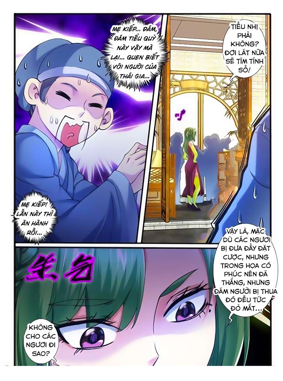 Huyễn Thú Vương chap 278 - Trang 12