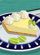 Готовим пирог с лаймом - Онлайн игра для девочек
