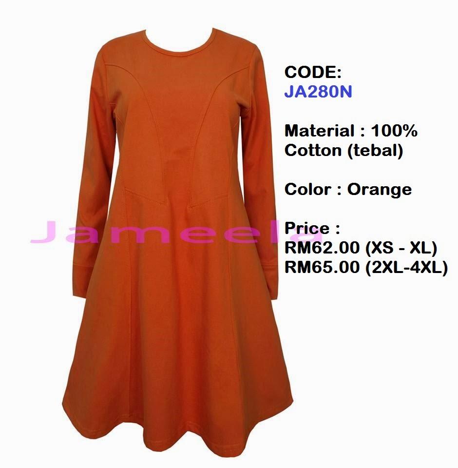 T-shirt-Muslimah-Jameela-JA280N