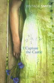 Vintage book cover of I Capture the Castle by Dodie Smith