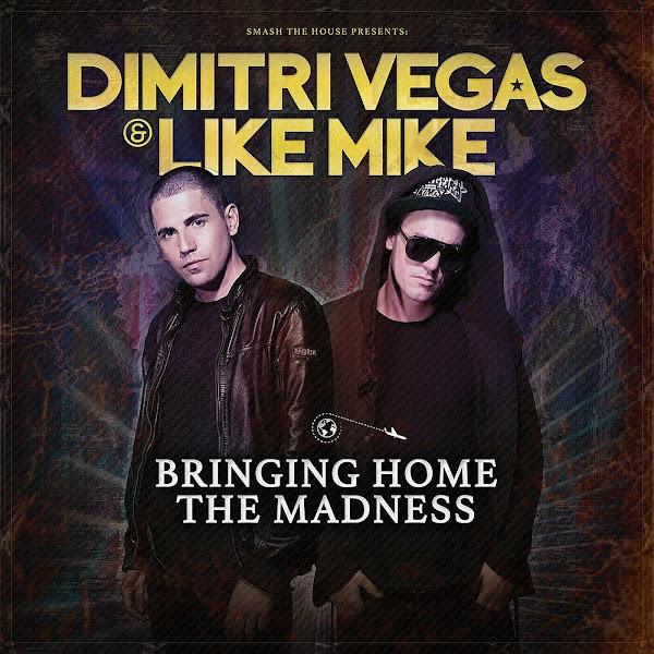 Dimitri Vegas & Like Mike - Chattahoochee (The Tomorrowland Anthem) [Radio Edit] Cover