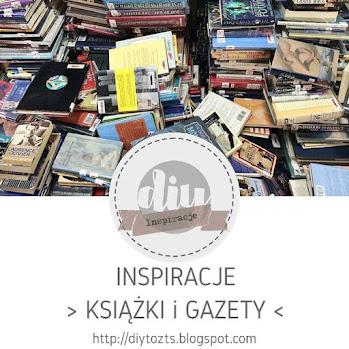 DIY zrób to sam - gazetas y libros