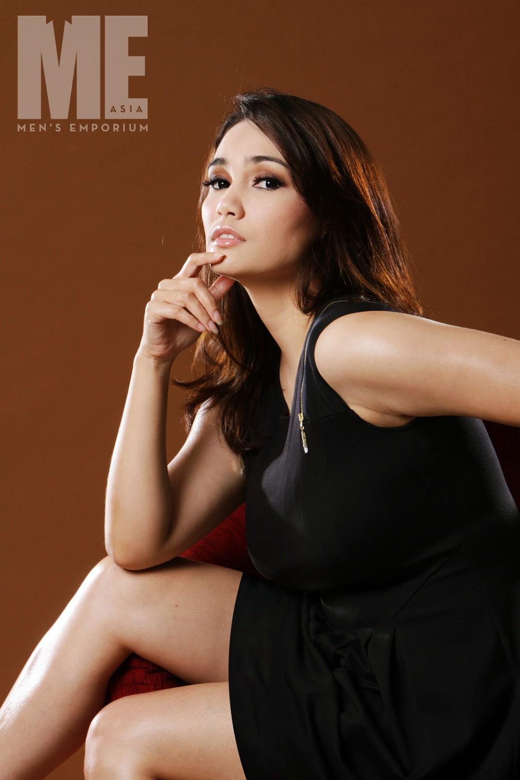 Feby Febiola for ME Asia Magazine February 2013