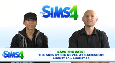 The Sims 4 na Gamescon! BNjekTR