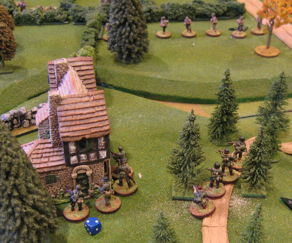 palouse wargaming journal chain of command first game