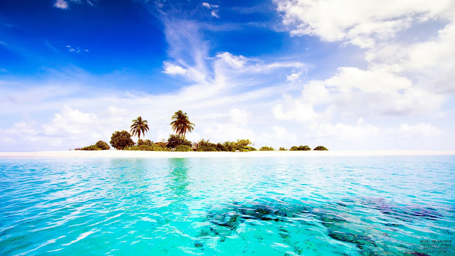 Diggiri Island Maldives HD Wallpaper