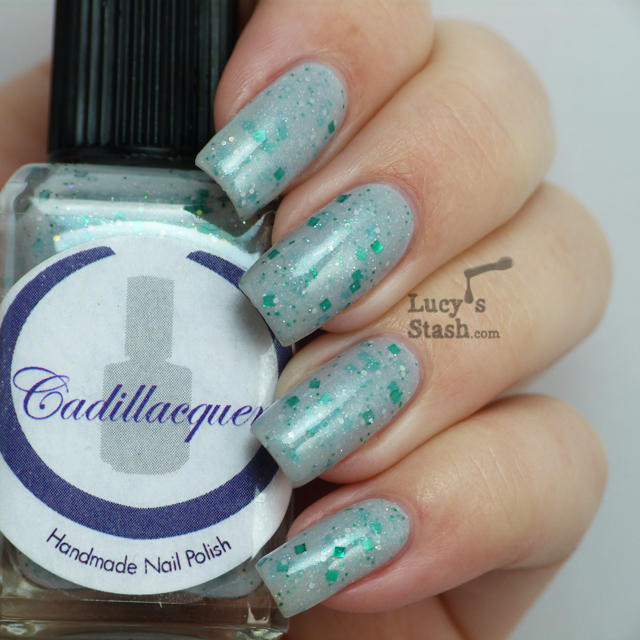 Lucy's Stash - Cadillacquer Left Behind