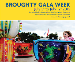 Broughty Ferry Gala Week 5-12 July 2015