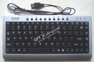 Keyboard USB M-Tech - Image by www.gtx-komputer.com