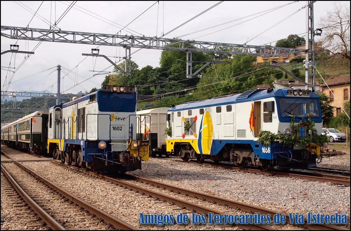 Engerth for Horario de trenes feve