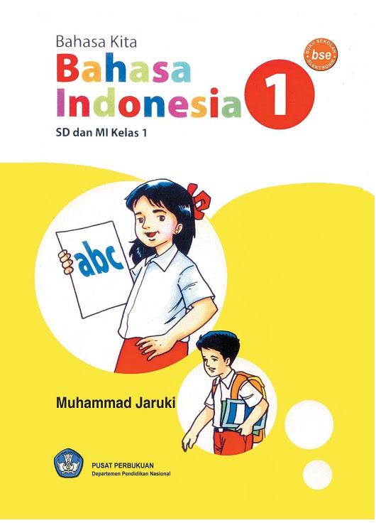 download buku judul bahasa kita bahasa indonesia 1 tahun 2008 penulis