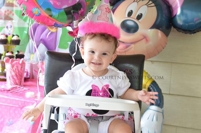 Baby Minnie Decorations