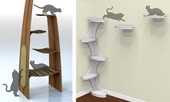 Cat Furniture Every Cat Would Love COOL IDEAS
