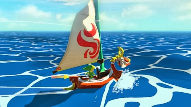 Tráiler De Lanzamiento De The Legend Of Zelda: The Wind Waker HD