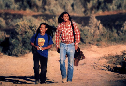 smoke signals character analysis 1 An introduction to the lone ranger and tonto fistfight in heaven by sherman alexie  character analysis,  smoke signals in 1998,.
