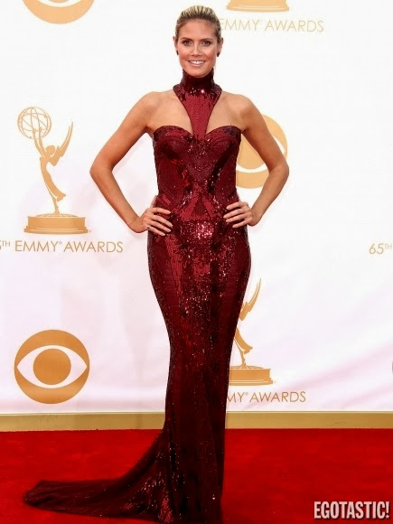 Heidi Klum Emmy Awards