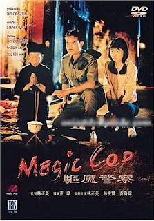 Đặc Cảnh Diệt Ma - Magic Cop
