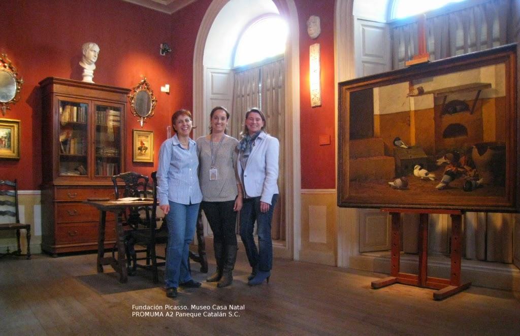 A2 actividades y aprendizaje promuma museo casa natal - Casa natal de picasso ...