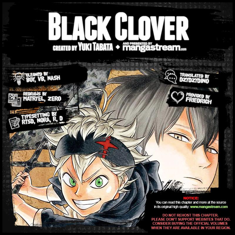 Black Clover Chapter 124-1