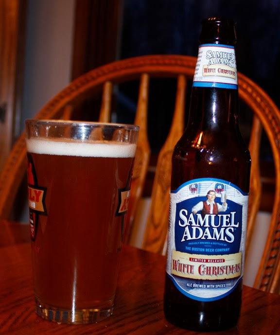 sam adams white christmas review - White Christmas Sam Adams