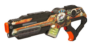 Wowee Light Strike Game set