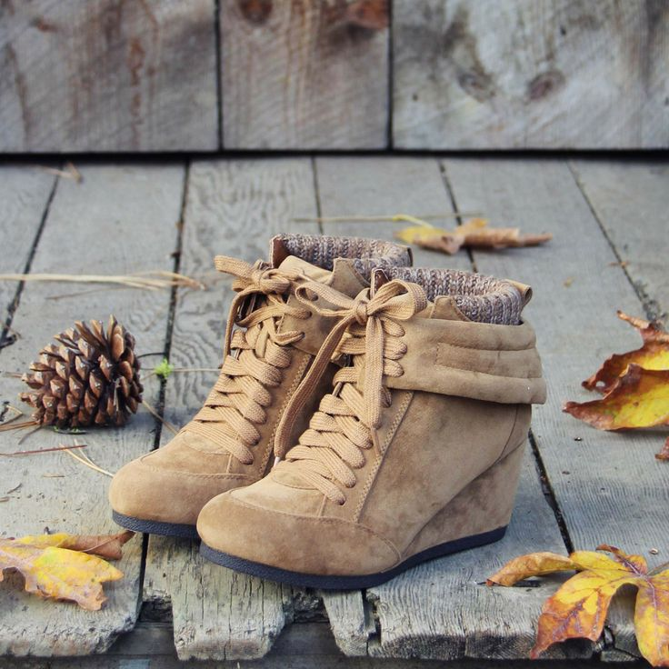 Perfect Booties for Fall