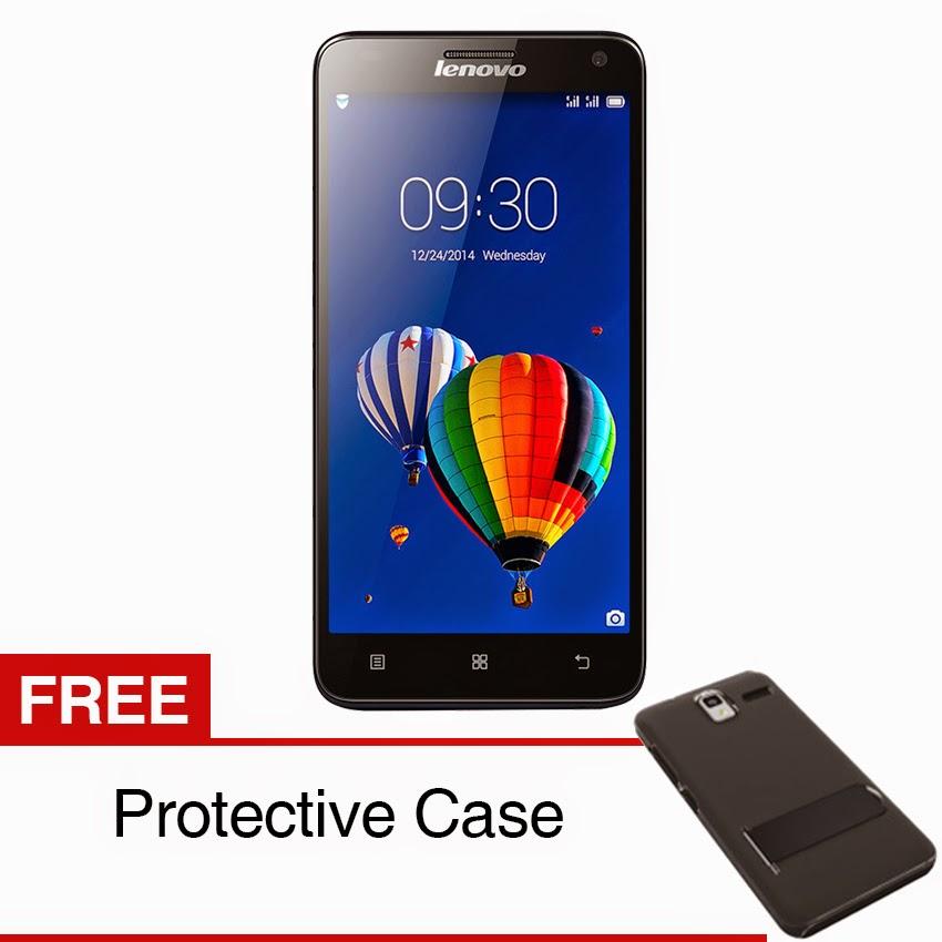 Lenovo S580 free protective case